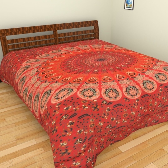Most selling single bedsheet from the house of PURE COMFORT INDIA present sales rank on #amazon #28 in #amazon.in #amazing #amazonindia #purecomfortindia #bedsheet #bedsheets #peacock #design