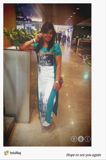 #unusual #w kurti#orien mall#sangita jain