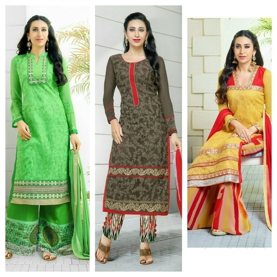 ADVANCE BOOKING..Lucknowi Suits For more design in this collection what's app 8828086853 CASH ON DELIVERY AVAILABLE