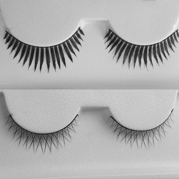 Fine Eyelashes by TRITON  ⚪ Made in Korea ⚪ 249/- per pc  ⚪ Free shipping in India