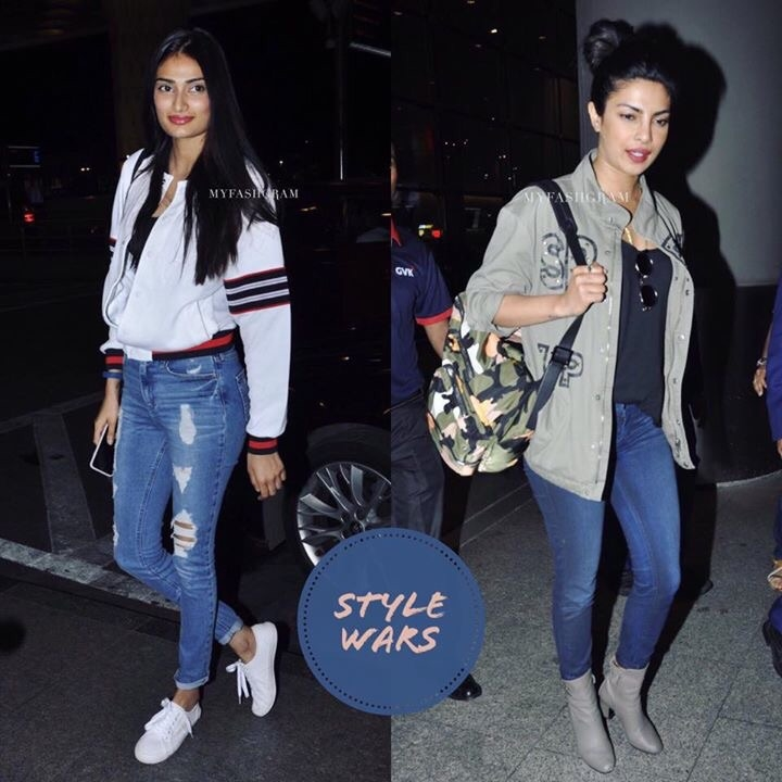 STYLE WARS: PC vs ATHIYA 🙅🏼