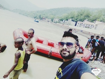 #ganga #river #rafting
