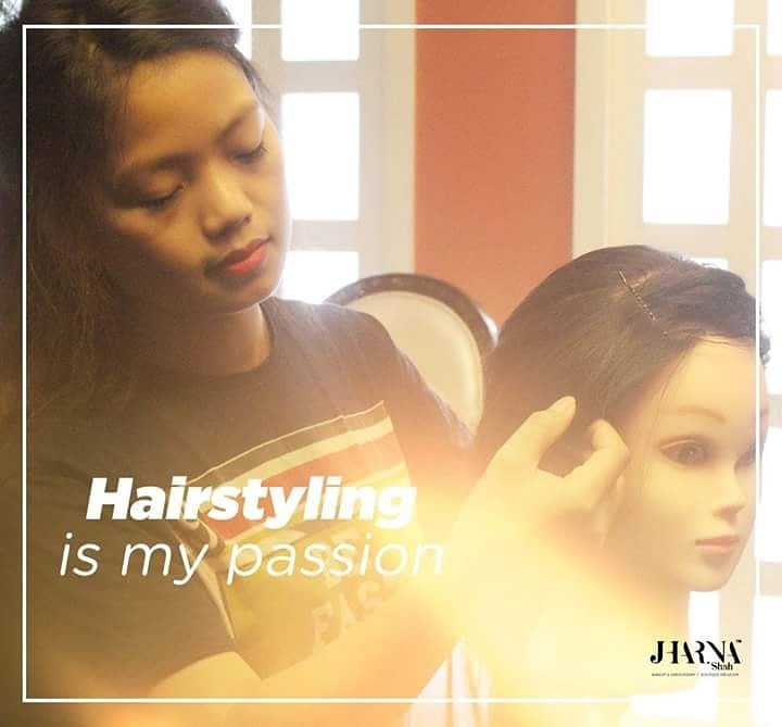 Look Gorgeous…Whenever, Wherever!!! Learn the art of hair styling your gorgeous hairs by professional hair experts  at Jharna Shah Academy and Salon, by starting a successful journey; our next hair styling batch starts soon, so start registering your names. For more details contact us on: 7506 812 909 / 2610 2100