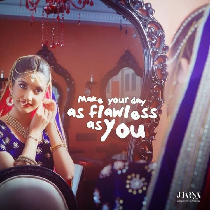 Excited for your wedding and need a perfect salon who can turn you to a beautiful princess on your most special day then Jharna Shah Academy is here to meet all your needs with industries best makeup artist and expert professionals. For more details contact us on:7506 812 909 / 2610 2100
