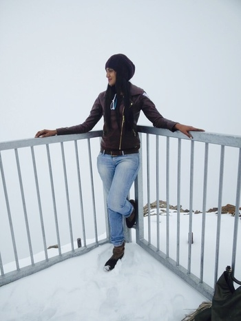Jacket from yepme bought on sale in jabong , boots from vero moda also on sale from jabong . Cap  on sale from same ...