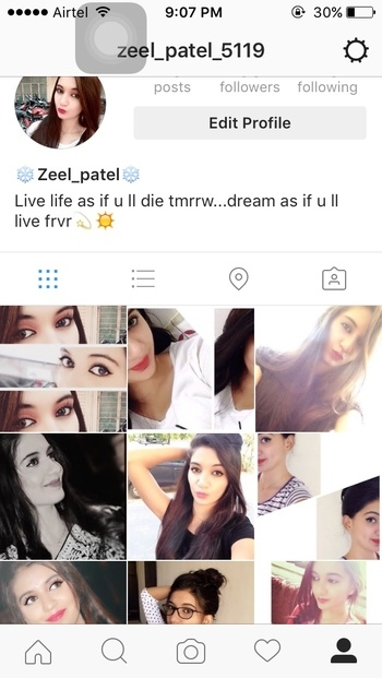 Der is my insta account whre u guys can follow me ....#happy#awsomefollowers#staytuned#stayconnected😘😘
