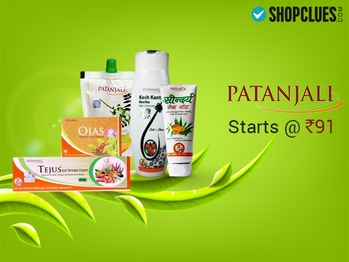Patanjali: Change the way you shop for your Bathing Essentials & experience the beauty of nature with Patanjali