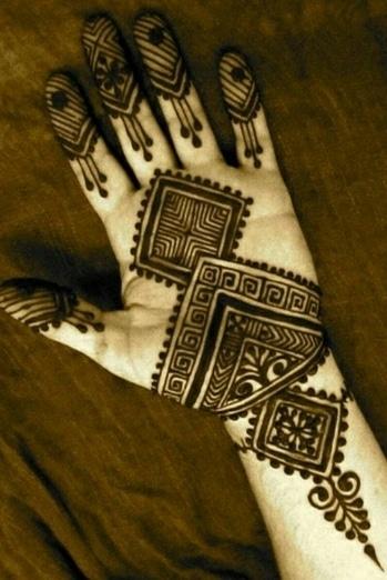 Mehandi... again with trendy designs.. very simple n easy..😚😚