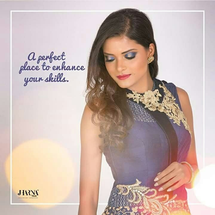 Enroll yourself at Jharna Shah Academy and Salon, where you can learn different styling & makeup techniques from the skilled beauty artists. Your dream of becoming a  beauty queen can now be a reality! For more details visit our website:http://bit.ly/1UoGAD6 Or contact us on:7506 812 909 / 2610 2100
