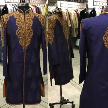 Get this look and  more by #yoggithc at Veer Design Studio. For customized and bulk orders contact: +91 9172 333 419 For any other queries mail us on: yoggithc@gmail.com