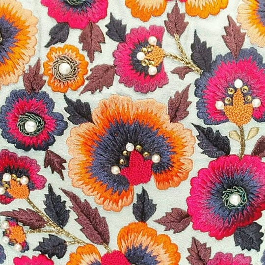 Beautiful embroidery 😍