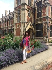 Fun in the ☀️ at Cambridge // #TravelDiaries #Blogged