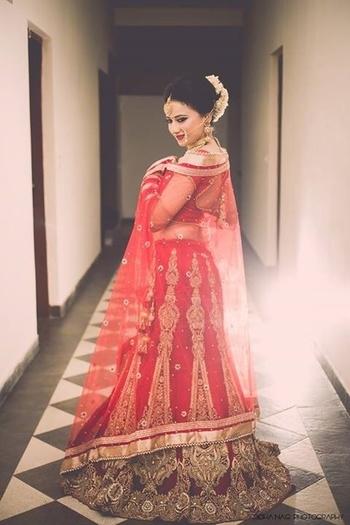 My beautiful Himachali bride ❤️😍