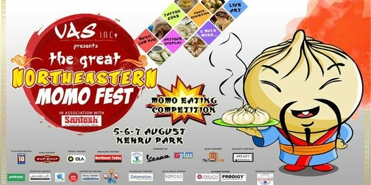 Very soon, the city of Guwahati will be taken by a Momo storm.  Be there to experience good food and good music.  Roposo will be covering the event LIVE and are official social media partners   Stay tuned for more  #thegreatnemomofest #foodlovers #foodfestival #guwahatidiaries #guwahaticity #guwahati #soroposo #roposofoodies #momo #momofestival