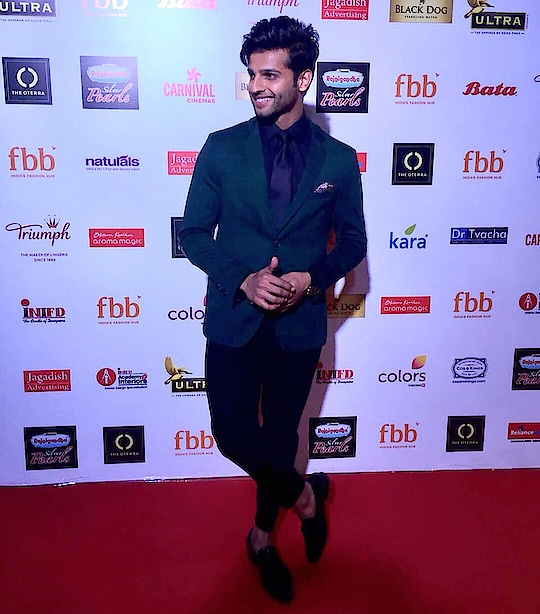   Miss India south finale    •Outfit styled by @adampallil  _________________ #ootn #missindia #adampallil #daperman #rahulrajasekharan