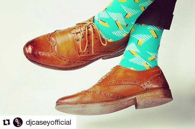 Dj casey essential's Dancing shoes ✔ Sock game ✔ Music ✔ #Repost #TMC #TheMojaClub #JoinTheClub