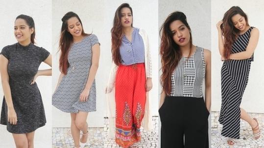 My Pujo Shopping from Pantaloons | Debasree Banerjee