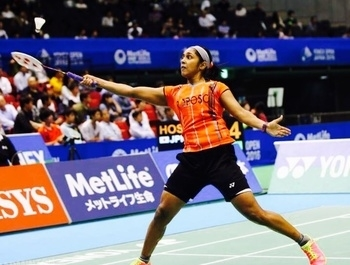 A click from last weeks Japan Open!! #GoRoposo :)