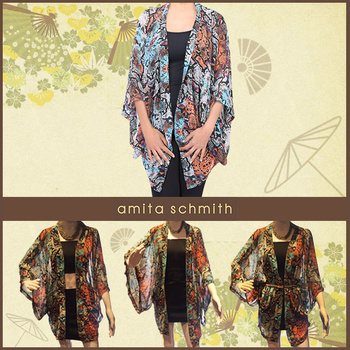 When traditional meets the contemporary the result is what you cant resist to put on, Its the latest in trend- The Kimono. amita schmith brings to you deets of the origins of the Kimono from the orient not forgetting to keep you in loop with the modern desired kimono with 4 different styling of the kimono shrug each one to fit your mood only at amita schmith. http://www.amitaschmith.in/shop-collection/kimonos/sanke-print-kimono.html  #photooftheday #kimono #shrug #picoftheday #fashionblogger #fashion #fashionaddict #fashiondesigner #fashiondesign #design #stylist #italiandesigner #womensclothing #westernwear #fashionista #singapore #italy #india #internationaldesigns #instagram #roposo #fb #instafashion #instastyle #like4like #follow4follow #followus