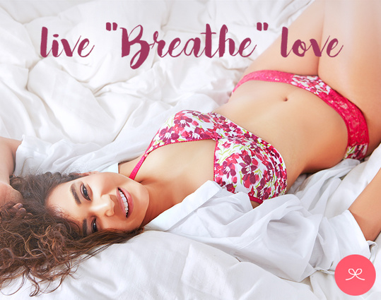 Cotton bras for all-day comfort! #lingerie #bra #cotton http://bit.ly/2dtNdSf