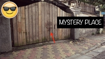 FOUND A MYSTERY PLACE Like Share and watch this and subscribe thank you #india #mumbai #vlogger #fifa17 #car #accident #enjoy #fun #college #fashion #yeezy