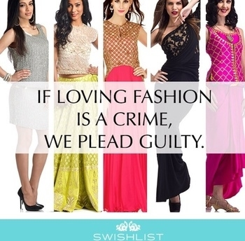 Guilty as charged! Let's face it, ladies- repeating your look is fashion suicide, but a new look for every occasion? Easy as pie. Fresh designer looks, delivered to your doorstep, for a fraction of the price. Book from our delectable lineup of designer labels now. #RentitRockitReturnit #gorgeous #statystylishspendsmart #designerwear #lehenga #gown #anarkali #younameit #potd #instadaily #instalove #fashionista