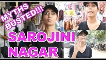 SAROJINI NAGAR MARKET - Truth!!! Myths BUSTED!Shopping Vlog , Tips + Tricks... Please Like Share and Subscribe!! #indianfashionblog #indianbloggercommunity #indianyoutuber #indianyoutubeguru #shopping #shoppingtips #shoppingisfun #shoppinghaul #streetstyle #streetfashion #streetshopping #fashion #styling #trendy #roposostory #ropo-good