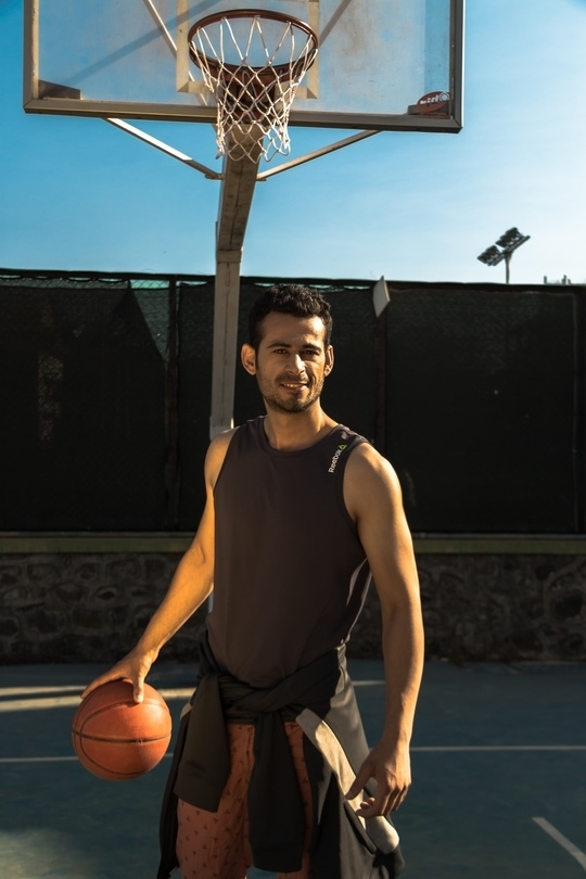 #showstopperfinalist #basketballplayer #positive #letsplay #roposotalks #puneblogger #getready #gamelover #