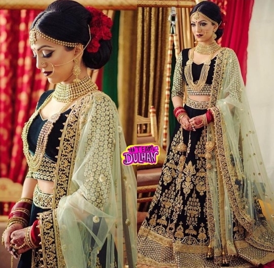 Bridal goals 💖 #ootd #teamdulhan