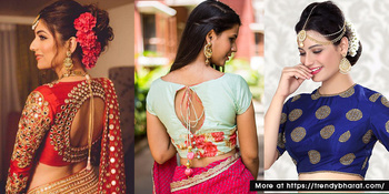 Dressing up in a silk saree tends to be a nail biter for women who aren't familiar with the fabric. But not anymore. Trendybharat shows you an array of as many as 40 designs for wearing pattu blouse designs with silk saree. Click here: https://goo.gl/cSzuyU #trendybharat #indindresses #girls #beauty #indian #goodmateriel #nicecollection #awesomelook #fashionmoments #streetstyle #girls #beauty #love #online #shopping #fashion #ropo-love #fashionista #style #fashion #indianwedding #indianbride #indianfashion #bollyfashion #celebstyle #wedmegood #theweddingbrigade #indianwear #indianweddings #shaadimagic #trendy #traditional #love #ethnic  #outfit #wedding #weddingoutfit #indianwear #picoftheday #photooftheday #style #fashion #floral #floralprint #lookbook #weekend #gift #weekendshopping #comfort #happyshopping  #embroidery #handmade #handcraft #ordernow #buynow #handembroidery #ropo-love #roposo  #sale #bigsale #creative #weekendsale #festivesale #offer #discount #attitude #attire #indianattire #shopping #followme #westernattire #wedding #vibrant #colourful #stylestatement #fashionblogger #styleblogger #blog #blogger #indianblogger #bright #colorful #love #desi #fashionista #designer-wear #classylook #fashionweek #designerwear #eveningwear #wishlist #nicecollection #awesomelook #fashionmoments #girls  #love #fashioninsta #lakmefashionweek #navratrisale #navratri #navratricollection #navratrispecial #saree #blouses #festiveseason #blousedesign #fashionblog #fashionblogger #blog #tips #DIY #fashiontips
