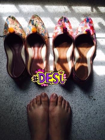 Jooties #bestbuy #shoeaddict #ethnic #soroposo #desi #shoes