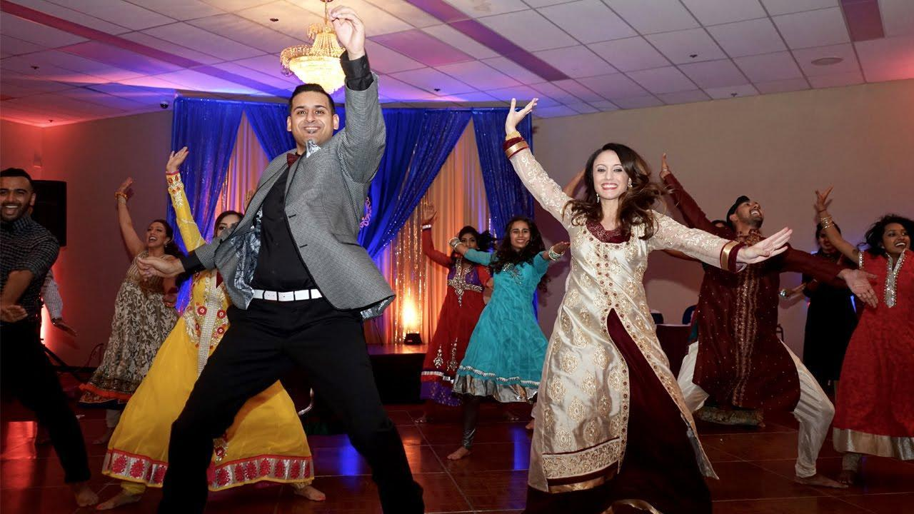 Kareem 2016 - Bollywood and Bhangra Dance #wedmedance