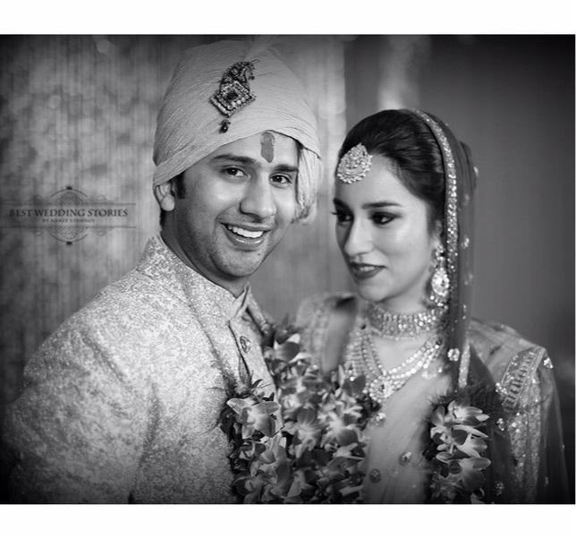 Bridal Makeup and hair for Jahnvi Kapur! Black and white phography  #wedmealready#bridalmakeup#makeup#naturalbase#smokeyeyes#bookme