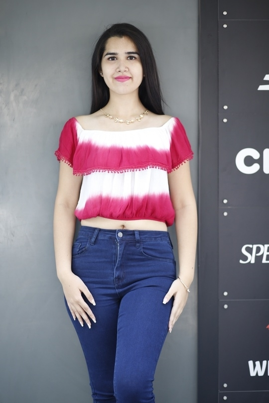 Style tip~ Rock the off-shoulder trend by pairing your off-shoulder top with a pair of high-waisted blue/white jeans and a statement necklace!❤️ @roposotalks @roposolove @forever21  Follow me on INSTAGRAM: https://www.instagram.com/tunisha_/     #TunishaManchanda #Tunisha #girls  #stunning #gorgeous #makeup #doll #pretty #aboutalook #chic #sassy #cool #style #fashion #glam #fashionstyle #makeup #photooftheday #picoftheday #fashionblogger #stylish #beautiful #pretty #hot #pink #orange #followme #followforfollow #follow4follow #reebok #zara #love #ootd #potd #gorgeous #goals #jeans #photography #likeforlike #like4like #soroposo #roposolove #casual #outfitoftheday #hot #indian #casual #dateready #beach #beachlifestyle #beachlife #bestlife #travel #vacation #outing #yellow #sun #bright #amazing #awesome #best #indianblogger #indianfashionblogger #fun #dayout #shopping #girlsday #stylist #roposostylediaries #roposopost #roposogirl #trend #trendy #poser #sexy #trendsetter #super #fashionblog #model #fashionworld #fashionista #glam #fashionweek #fashiondaily #stylist #stylestatement #OOTD #love #ropolove #fashion #delhi #delhiblogger #indianblogger #fashionblog #beauty #beautyblogger #styleblogger #girls #times #delhi #dressup #indian #lakmefashionweek #whatiwore #wiw #lookbook #designer #indiandesigner #makeup #natural #floral #design #dayout #daytime #summer #summerlove #sweet #cute #fashionmodel #simple #elegant #natural #offshoulder #offshouldertrend #slay #beautiful #white #blue #necklace #accessory #smile #happy #pretty #croptop #bluejeans #summervibes