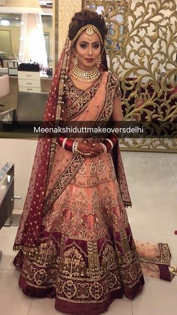 #meenakshiduttmakeoversdelhi #mua #meenakshidutt #bridalmakeupartistindia
