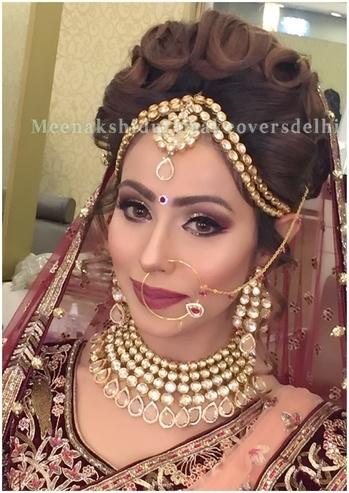 #meenakshidutt #meenakshiduttmakeoversdelhi #muaindia #bridallook #indianbride #indianbridalmakeup #bestbridalmakeupartistindia