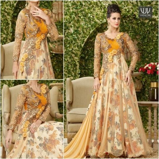 Perfect Beige And White Color Net Designer Suit Buy Now @ https://goo.gl/HJFX4M  Fabric- Net  Product No VJV-VIPU4004  @ www.vjvfashions.com  #dress #dresses #bollywoodfashion #celebrity #fashions #fashion #indianwedding #wedding #salwarsuit #salwarkameez #indian #ethnics #clothes #clothing #india #bride #beautiful #shopping #onlineshop #trends #cultures #bollywood #kollywood #anarkali #anarkalisuit #beauty #shopaholic #instagood #pretty #vjvfashions