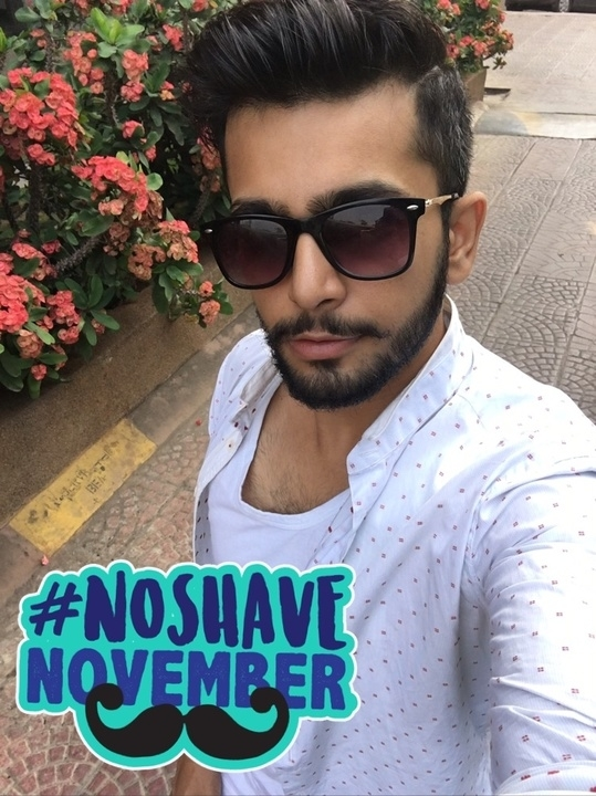 NoShaveNovember! Need I say more? Finally, I am back to ROPOSO! 😄 ••••• #viditjain #noshavenovember #noshave #fashionable #fashion #tuesdays #selfie #roposolove #roposo #roposostylefiles #roposotalks #roposostory #roposome #menwithstyle #hot #sexy #fleek #noshavenovember #everydayfashion