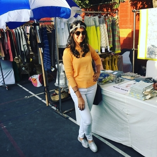 Saturdays are for #shopping! Some fun stuff at the Charity Mela in the French School, Delhi. #checkitout #shopping #ootds  #outfit