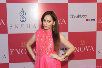 Enoya Store Launched in Mumbai And Introduces 'Enoya Boudoir'!  Full Article Link: https://goo.gl/zWqIVg  Launch Event of the Enoya Store in Santacruz (W), Mumbai. Check out their collection and some of my favourites. #Fashion #Enoya #Diva #Model #BloggerGal #TheEnoyaStory #BridalBoudoir #TheBridalStory #IndianWear #IndianBlogger #FashionBlogger #Fbloggers #Traditional #Dresses #Partywear #Festivewear
