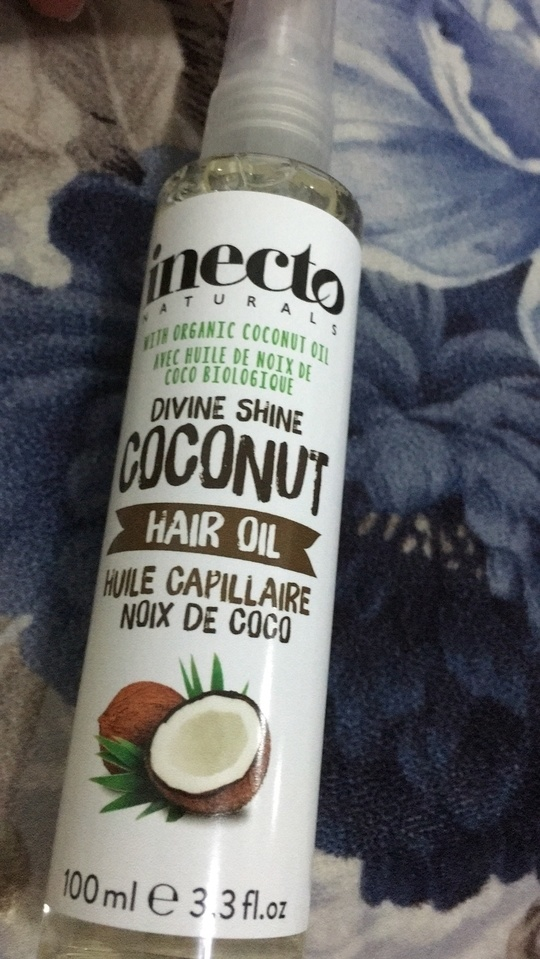 i love it from #boots #pharmacy  #coconut-oil  #haircare