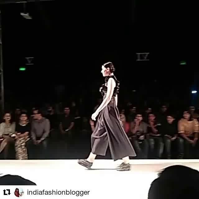 indiafashionblogger.com Dress shabbily and they remember the dress; dress impeccably and they remember the woman....... ☺ #indiafashionblogger #ifbteam #followme #kajalmishra #shailygupta #fashionblogger #travelblogger   #Repost @indiafashionblogger with @repostapp ・・・ #DollyJ show. 😄👢👠👡🎽👗👚👞👰👘🎀👜 Follow me on snapchat to see full story of Amazon India Fashion Week Autmn Winter sponsored by Maybelline.  #aifwaw16 #indiamodern #indiafashionblogger #fashionblogger #travelblogger #followme #loveit #likeit #fashionshow #models #blogger #dreamer #instalike #picoftheday #video @thefdci @amazonfashionin sponsor by @maybellineindia @fitbitin