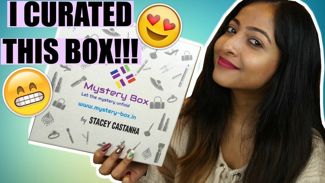 Excited to know what's in d  dexember Party essential box ?  Check out the video , box curated by @staceycastanha