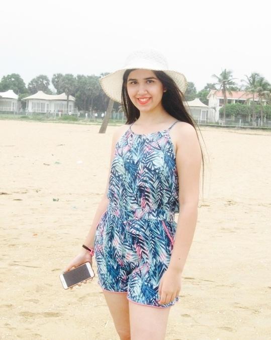 Beach life is the best life. ❤️🏖  Follow me on Instagram: tunisha_  #TunishaManchanda #Tunisha #girls  #stunning #gorgeous #makeup #doll #pretty #aboutalook #chic #sassy #cool #style #fashion #fashionblogger #stylish #beautiful #pretty #hot #pink #orange #followme #followforfollow #follow4follow #reebok #zara #love #ootd #potd #photography #likeforlike #like4like #soroposo #roposolove #casual #outfitoftheday #hot #indian #casual #dateready #beach #beachlifestyle #beachlife #bestlife #travel #vacation #outing #yellow #sun #bright #amazing #awesome #best #indianblogger #indianfashionblogger #fun #roposostylediaries #roposopost #roposogirl #trend #trendy #poser #sexy #trendsetter #super #fashionblog #model #fashionworld #PFW #fashionista #glam #fashionweek #fashiondaily #stylist #stylestatement #OOTD #love #ropolove #fashion #delhi #delhiblogger #indianblogger #fashionblog #beauty #beautyblogger #styleblogger #girls #times #delhi #dressup #indian #lakmefashionweek #manishmalhotra #whatiwore #wiw #lookbook #designer #indiandesigner #makeup #natural #floral #design #dayout #daytime #summer #streetstyle #shopping #summerlove #sweet #cute #fashionmodel #dubai #thailand #bangkok #pattaya
