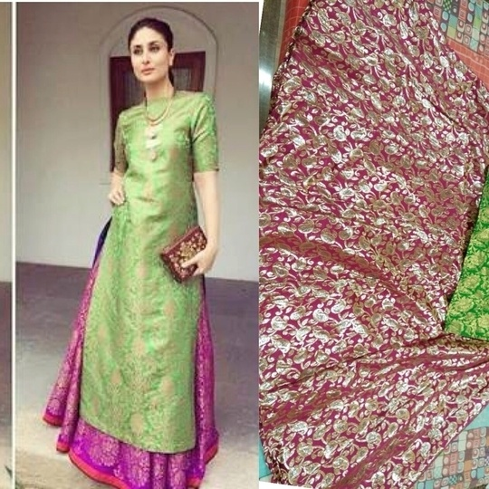 Kareena Kapoor Green Pink Dress  Product code - FCRL0038  Available at www.fashionclozet.com  Watsapp - +91 9930777376 Email -  info@fashionclozet.com Or DM for enquiries. #indianwear #indianfashion #indianwedding #kareenakapoorkhan #kareenakapoor #beautiful #bollywood #priyankachopra #mumbai #indianstyle #desi #punjabisuits #delhi #bridalsarees #designersaree #designerwear #saree #punjabiweddings  ##desibeautyblog #blogger #fashionblogger #weddingphotography #vancouverwedding #weddingphotographer #indianweddingbuzz #bridallehengas  #bridesmaids  #runway #runwayfashion