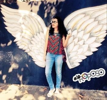 Wings of Hope #2017ready #winged #bohochic #tassel #whitesandals #globaldesi #top #oxidizedjewelry #sunglassesamust #ringwatch #swagmeradesi #mumbaifashionblogger #fashiontrends #fashionista #roposogal #roposotalks #soroposo #shepora #mattelipstick #redlipsticklover #ropo-love #SoRoposo #wingsofhope