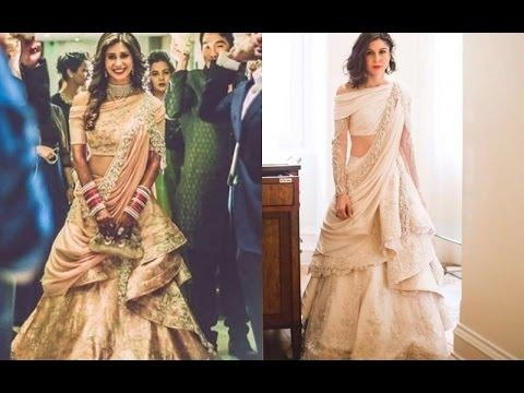 Did Kishwer Merchantt And Scherezade Wear The Same Bridal Dress At Their Wedding? | SpotboyE  #fashion #celebrity #bollywood #spotboye #kishwermerchant #sukish #scherezade #wedding #indianwedding #traditional #roposostyle #bye2016