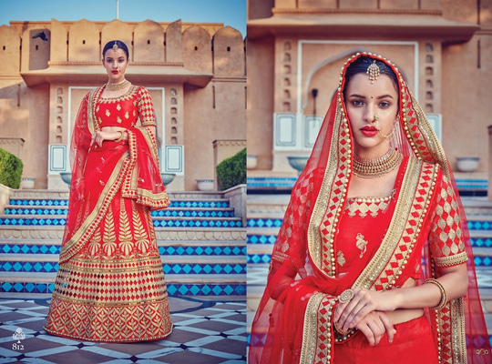 Wedding Designer Heavy Semi-Stitched Lehenga Choli Collection  Add us on WhatsApp (+91-99250-45438) for immediate Order.  Available in Store Now  For More Visit us : http://ethnicsuit.com/  Follow us : https://plus.google.com/communities/100561777409598151063