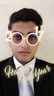 #happynewyear2017 #fashionstatement #tanoyactkar  #style