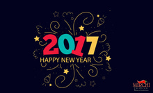 Wishing everyone across the globe a more Fashionable and prosperous #newyear #mirchifashion #happynewyear2017 #ethnic #indianfashion